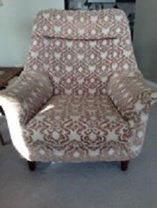 Fabulous living room chair from Harrods store, England
