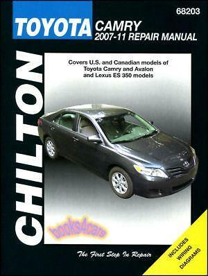 1993 toyota camry service manual free download