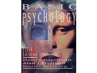 Basic Psychology, Henry Gleitman