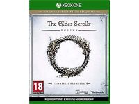 THE ELDER SCROLLS FOR XBOX ONE - £10 ONLY ! - BRAND NEW !!