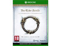 XBOX ONE - THE ELDER SCROLLS - NEW - £10