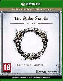 The Elder Scrolls - New - Xbox One Game - £10