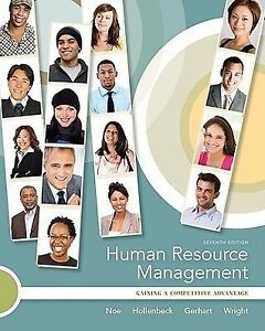 Human Resource Management by Raymond Andrew Noe 7e H/C Maraylya The Hills District Preview