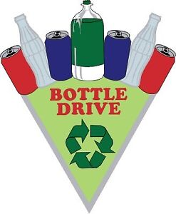 Bottle Drive Donations Needed. Ringette Team needs your help.