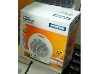 Fan heater new