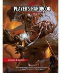 D&D 5.0 - Players Handbook TRPG | Wizards of the Coast -