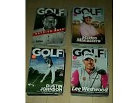 42 issues of Golf Monthly