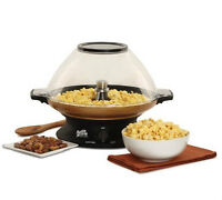West Bend Kettle Krazy Popcorn Popper and Nut Roaster - $40
