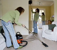 You need help for cleaning your house?