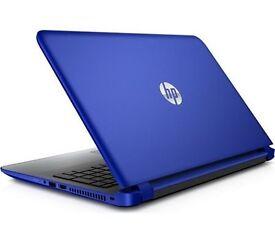 HP PAVILION 15 BRAND NEW SEALED BLUE