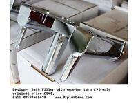 Designer Tap Filler with quarter turn price slashed to £90 original price £340