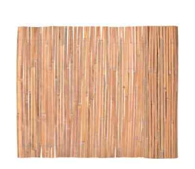 Bamboo Fence 100x400 Outdoor Decor Garden Space Very Easy Perfect Choice Wide