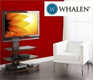 """NEW WHALEN FLAT PANEL TV CONSOLE   FLAT PANEL TV CONSOLE UP TO 50"""" TVS ENTERTAINMENT CENTRE HOME  85351970"""
