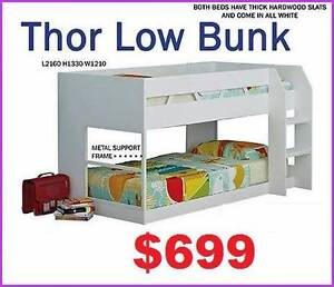 BUNKS SINGLE New For Kids $699. Rent To Keep Option. Ipswich Region Preview