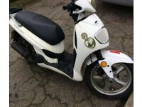 baotain bt125t-3a citi moped