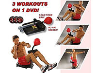 Knockout Abs Extreme Mma!!