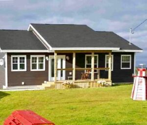New house for rent on Burnt Cove Rd