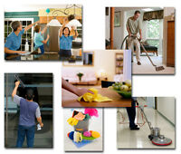 High Quality Cleaning Service - Residential and Office Cleaning