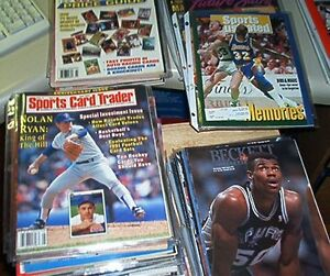 Collection de Beckett / Sportscard Price Guide Collection Saint-Hyacinthe Québec image 1