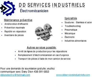 DD Services Industriels