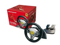 Trust master gaming steering wheel kit