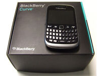 blackberry 9320 comes with charger and the box