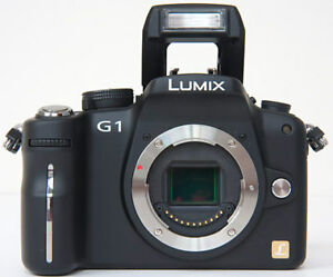 like new panasonic G1 mirrorless body with charger battery