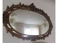 Large Italian Design Mirror