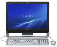Sony Vaio desktop complete w/box VGC-JS190J/B