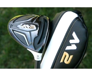 Taylormade m2 3 wood