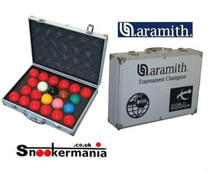 Snooker-Aramith-Tournament-Champion-SuperPro-1G-balls-in-Aluminium-carry-case