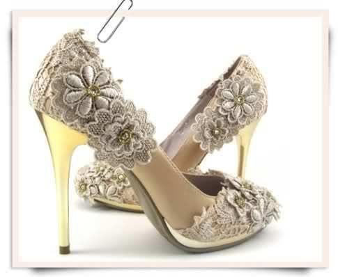 Bella Wedding Shoes