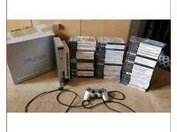 PlayStation 2 + 75 games