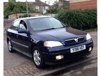 Vauxhall astra 1.6 sxi 16v 5door px welcome
