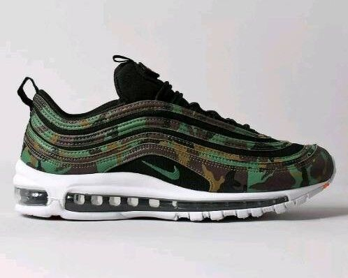 Nike Air Max 97 Country Camo Uk BRAND NEW trainers | in
