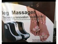 Leg massager brand new