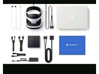 PlayStation vr.. including PlayStation camera v2 move controllers.. aim controller.. and games