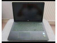 HP Pavilion Power Laptop 15.6 Gaming - Intel I7-7700HQ / GTX 1050 / 256GB M.2 & 1TB HDD / 16GB RAM