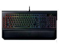 Razer black widow chroma mechanical keyboard v2