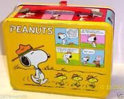 Vintage Snoopy Lunch Box