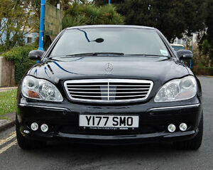 2001 mercedes benz s600 l 6 0 v12 brabus styling wedding for 2001 mercedes benz s600