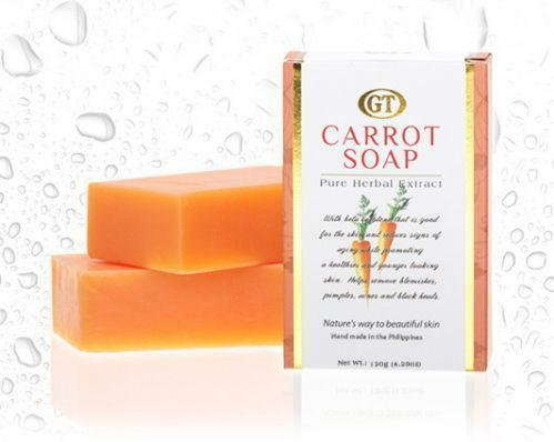 Carrot Soap | eBay