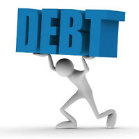 Debt got you down?  Call Customer First Financing