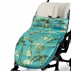 Bugaboo Bee 3 Van Gogh Limited Edition Footmuff Paralowie Salisbury Area Preview