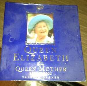 "Commemorative ""Queen Mother"" book for sale"
