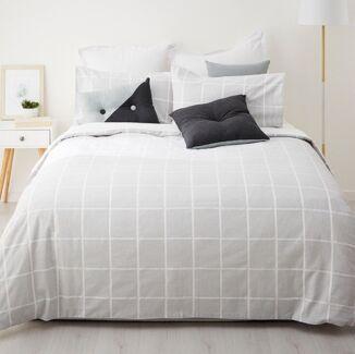 Linen - Queen Bed Doona & Pillow set