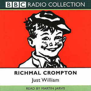 Just William: Volume 1 by Richmal Crompton (CD-Audio-2CD)-new/sealed