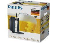 Philips perfectdraft machine and glassware bundle