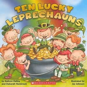 NEW Ten Lucky Leprechauns (Turtleback School & Library Binding Edition)