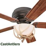 Antler Ceiling Fan